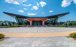 Beijing Huairou Yanxi International Convention Center Stock Image