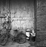 Beijing Hutong Royalty Free Stock Photo
