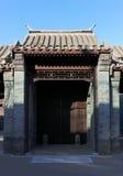 Beijing Hutong och Allery Fotografering för Bildbyråer