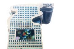 Beijing IBM Building Stock Photo