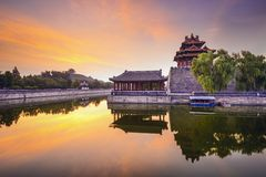 Beijing Imperial City Stock Images