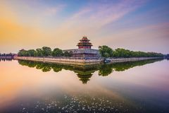Beijing Imperial City Stock Photography