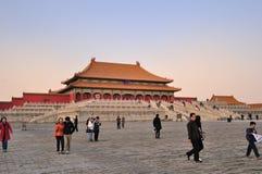 beijing imperialistisk slott s Royaltyfri Fotografi