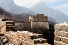 Beijing Jiankou Great Wall Royalty Free Stock Photography