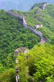 Beijing Jiankou Great Wall Stock Photography