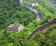 Beijing Jiankou Great Wall Stock Images