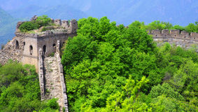 Beijing Jiankou Great Wall Stock Image