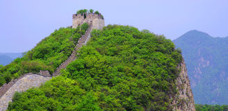 Beijing Jiankou Great Wall Royalty Free Stock Image