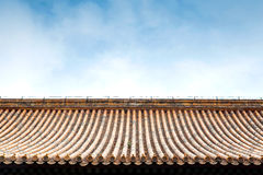 Beijing Lama Temple ancient architecture Royalty Free Stock Photos