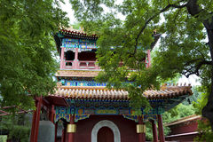 Beijing, Lama temple Royalty Free Stock Photography