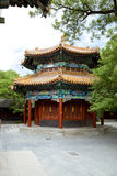 Beijing, Lama temple. Beautiful view of the Lama temple in Beijing, China Stock Photography
