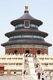 Beijing landmark - Temple of Heaven Royalty Free Stock Photos