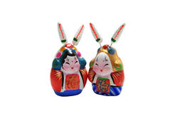 Beijing Lord Rabbit Royalty Free Stock Images