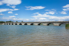 Beijing Marco Polo Bridge Royalty Free Stock Image