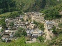 Beijing Mentougou CHUANDIXIA village. Eastphoto, tukuchina,  Beijing Mentougou CHUANDIXIA village Stock Image