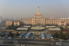 Beijing military museum Stock Photography