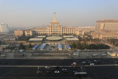 Beijing military museum Royalty Free Stock Images