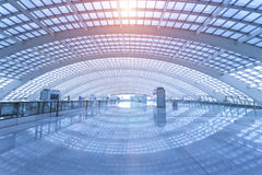 Beijing Modern Architecture Stock Photography