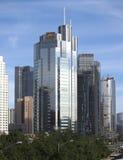 Beijing Modern Building, Stock Image