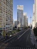 Beijing Modern Building stock photo