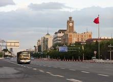 beijing morgon Fotografering för Bildbyråer