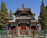 beijing moské Royaltyfri Foto