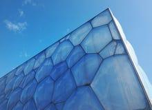 Beijing National Aquatics Center Water Cube Stock Image