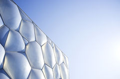 Beijing National Aquatics Centre, Water Cube Stock Photo