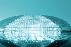 Beijing National Grand Theatre. Eastphoto, tukuchina, Beijing National Grand Theatre, City Landmark, China, Beijing Royalty Free Stock Image