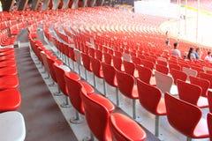 Beijing National Olympic Stadium/Bird s Nest Royalty Free Stock Photos
