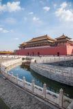 Beijing National Palace Museum Jinshui Bridge Royalty Free Stock Photos