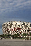 THE BEIJING NATIONAL STADIUM Royalty Free Stock Photography