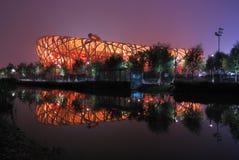 Beijing National Stadium Royalty Free Stock Image