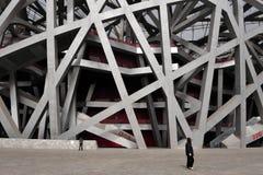 Beijing National Stadium Stock Image