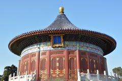 beijing nieba świątynia Fotografia Royalty Free