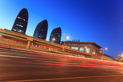 Beijing North Railway station in Beijing, China stock image