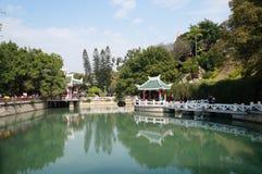 beijing ogrodowy pałac lato zdjęcie stock