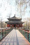 Beijing old summer palace Stock Image