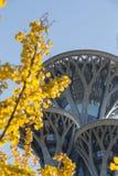 Beijing Olympic park tower. Beijing Olympic park tour tower Stock Photos
