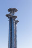 Beijing Olympic park tower Royalty Free Stock Photography