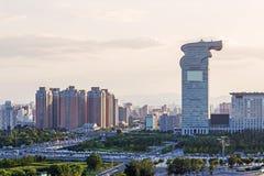 Beijing Olympic stadium Royalty Free Stock Photo