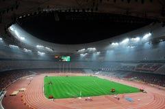 Beijing olympics statium Stock Photography