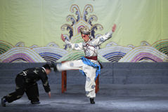Beijing Opera Stock Image