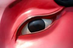 Beijing Opera face Stock Photo