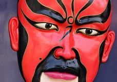 Beijing opera mask Stock Image