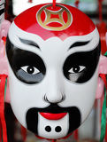 Beijing Opera mask, Royalty Free Stock Images