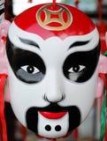 Beijing Opera mask, Royalty Free Stock Images