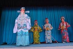 Beijing opera Royalty Free Stock Photography