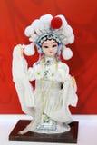 Beijing Opera Puppet Royalty Free Stock Image