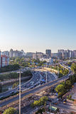 Beijing overpass Royalty Free Stock Image